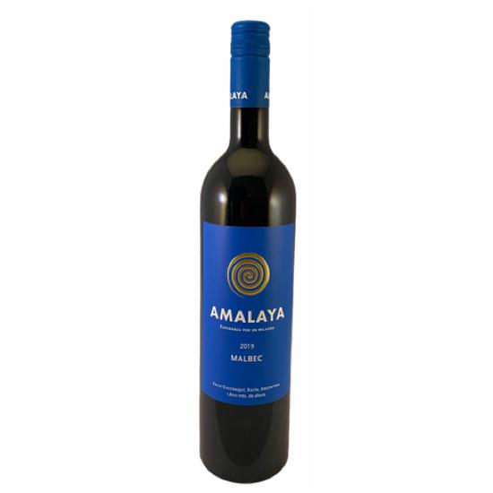 Bottle of Amalaya Malbec