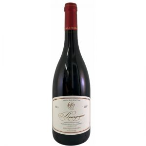 Bottle of Bourgone Rouge AC Fut de Chene