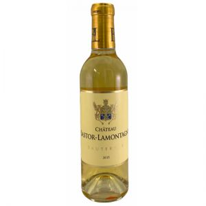 Bottle of Chateau Bastor-Lamontagne