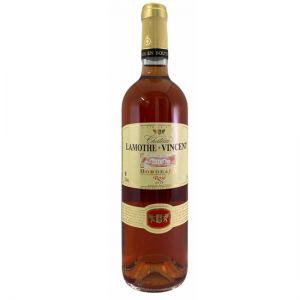Bottle of Chateau Lamothe-Vincent, Reserve Bordeaux AC Rose