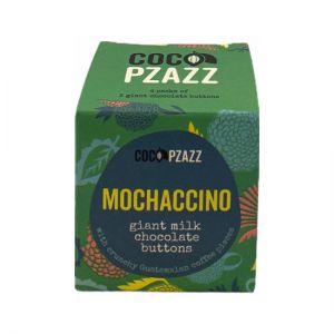 Coco Pzazz Mochaccino Giant Milk Chocolate Buttons