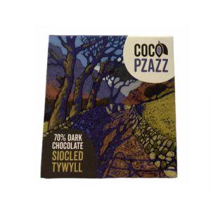 Coco Pzazz 70% Dark Chocolate