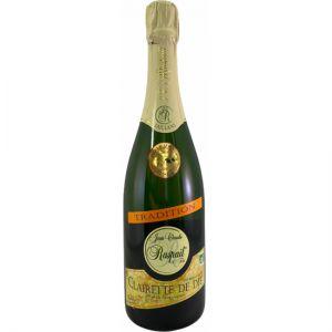 Bottle of Jean-Claude Raspail, Clairette de Die, Tradition