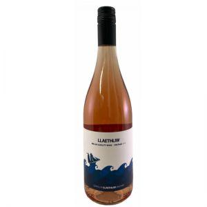 Bottle of Llaethliw Rhosliw Rose