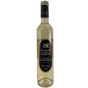 Bottle of Muscat de St-Jean de Minervois