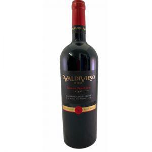 Bottle of Valdivieso Single Vineyard Cabernet Sauvingnon