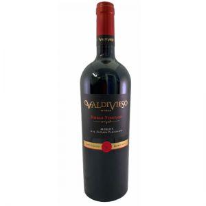 Bottle of Valdivieso Single Vineyard Merlot