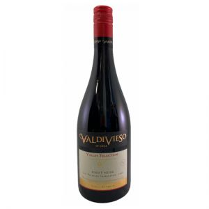 Bottle of Valdivieso Valley Selection Pinot Noir
