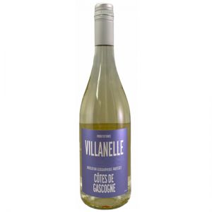 Bottle of Villanelle Cotes de Gascogne