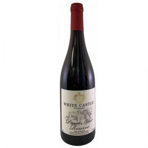 Bottle of White Castle Pinot Noir Reserve