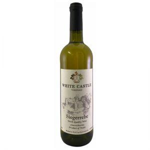 Bottle of White Castle Siegerrebe