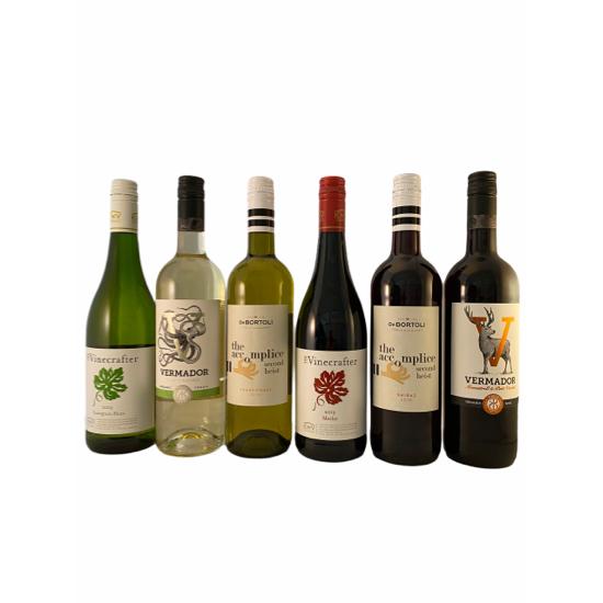 Value Wine Taster Case