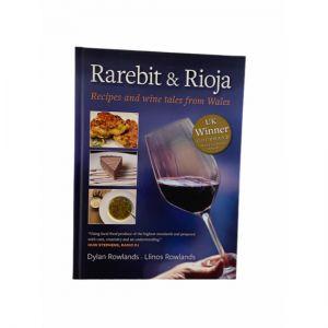 Rarebit and Rioja book front cover