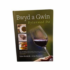 Llyfr Bwyd a Gwin Book