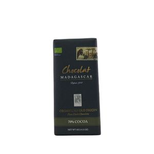 Chocolat Madagascar 70% dark
