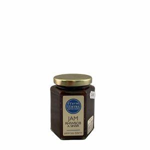 Goetre Farm Preserves Rhubarb and Ginger Jam